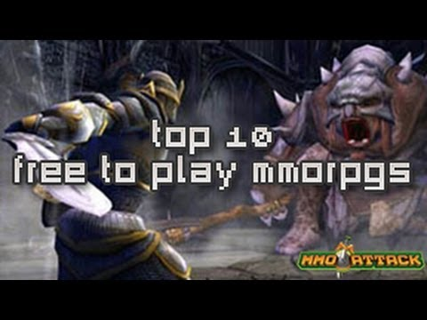Top 10 Free to Play MMORPGs for 2012