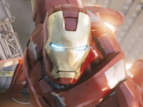 Iron Man's 'The Avengers' Mark VII Armor Details Revealed