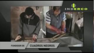 getlinkyoutube.com-Fundidor de cuadros negros - Inderco SA