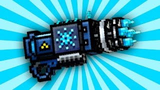 getlinkyoutube.com-Pixel Gun 3D - Icicle Minigun UP2 [Review]