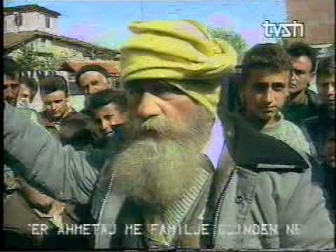 Lufta ne kosove refugjatet ne shqiperi tvsh pjesa e dytë tvsh 1999