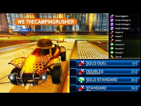 THEY CHANGED THE RANK SYSTEM IN ROCKET LEAGUE!!