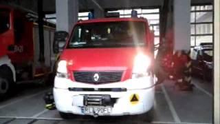 Renault Mascott straż pożarna