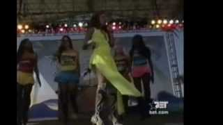 Trina Performs At BET's Spring Bling 2004