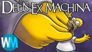 How to RUIN a Movie: Deus Ex Machina - Troped!