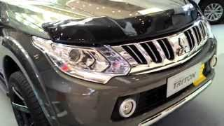 getlinkyoutube.com-Mitsubishi Triton Double Cab (Accessories) | MZ Crazy Cars