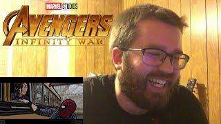 Avengers Infinity War Trailer Spoof - TOON SANDWICH Reaction!