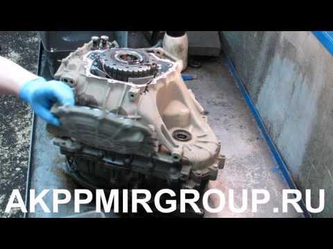 Ремонт автоматической коробки передач kia sportage A6LF