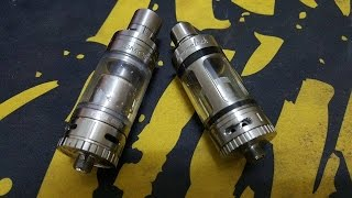 getlinkyoutube.com-SMOK TFV4 Mini vs Kanger Subtank Mini - Battle of the Greats!