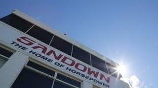 Australian V8 Supercars circuito de Sandown 2014