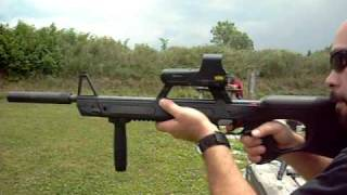 getlinkyoutube.com-SWR Spectre silencer + Walther G22