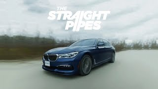 2017 BMW Alpina B7 Review - Yuri and Jakub Go For a Drive