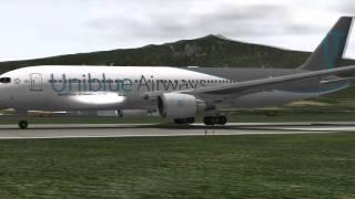 getlinkyoutube.com-MiSO X-Plane Malabo International Airport