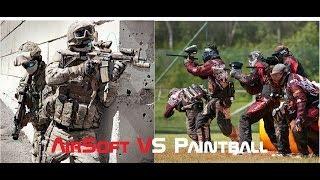 getlinkyoutube.com-PAINTBALL VS AIRSOFT GUN