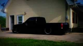 """getlinkyoutube.com-3/8"""" Valves With Slow Downs On Bagged 96 C1500"""