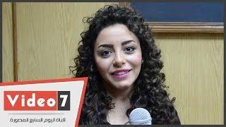 "getlinkyoutube.com-بالفيديو.. إلهام عبد البديع ابنة أشرف عبد الباقى ""البلطجية"" فى  ""أنا وبابا وماما"""