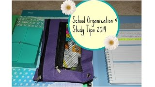 getlinkyoutube.com-School Organization And Study Tips 2014