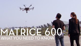 getlinkyoutube.com-What You Need to Know Before Buying a Matrice 600