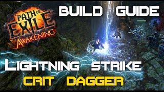 getlinkyoutube.com-Path of Exile 2.1 Lightning Strike Build Guide - Dagger Crit