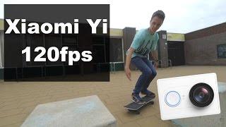 getlinkyoutube.com-Xiaomi Yi 120fps skate slo-mo
