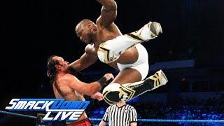 Shelton Benjamin & Chad Gable vs. The Ascension: SmackDown LIVE, Aug. 29, 2017
