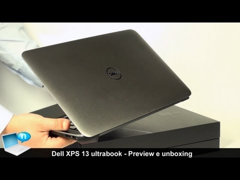 Ultrabook Dell XPS 13 - Preview e unboxing (ITA)