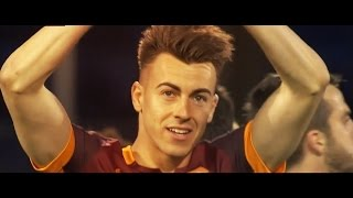 getlinkyoutube.com-Stephan El Shaarawy - Il Faraone • AS Roma 2016 HD