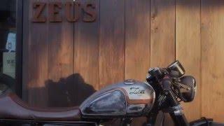 getlinkyoutube.com-Zeus Custom | The art of Motorcycles