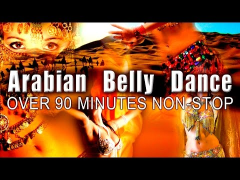 Arabian Belly Dance | Non Stop Music | الرقص الشرقي