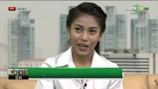 น้องเจน นักพากย์สารพัดเสียงอ่านข่าวไทยรัฐทีวี