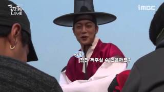 getlinkyoutube.com-BEAST 비스트 Yoon Doojoon Mini Drama 2015 Splash Splash LOVE BTS Cut 9