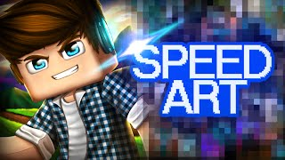 getlinkyoutube.com-Speed ART - AuthenticGames [ @AuthenticGames ]