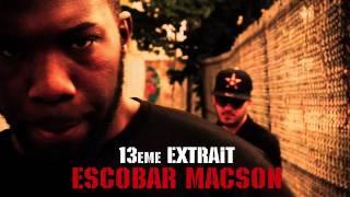 Dj hamdi - 1 micro / 2 platines (Escobar Macson)