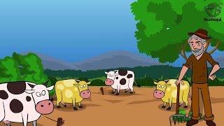 getlinkyoutube.com-Old MacDonald Had A Farm - Nursery Rhymes & Kids Songs - Toddler Rhymes