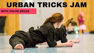 getlinkyoutube.com-Urban Trix Jam - Chloe Bruce