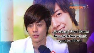 getlinkyoutube.com-My best kiss (Kim Hyun Joong Pt 1)
