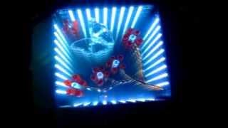 getlinkyoutube.com-стол 3D (LED) подсветка Эмблемы (UEFA Champions League, Dragon)