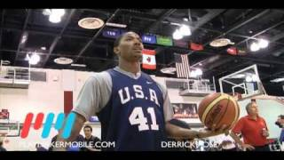 getlinkyoutube.com-Derrick Rose: Proper Shooting Form
