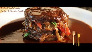 getlinkyoutube.com-Braised Beef Cheeks  - Bruno Albouze - THE REAL DEAL