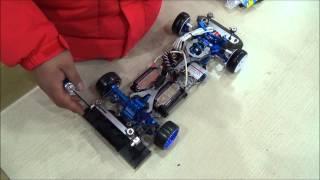 getlinkyoutube.com-KOREA Wrap-Up FR-D 2WD RC Drift Setting