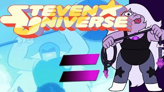 getlinkyoutube.com-Steven Universe Theory: AMETHYST GEMS USED IN THE WAR?!
