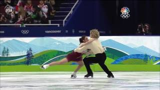 getlinkyoutube.com-Team USA Olympic Anniversary | Meryl Davis and Charlie White 2010