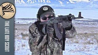 getlinkyoutube.com-Century Arms RAS-47 Magpul Edition
