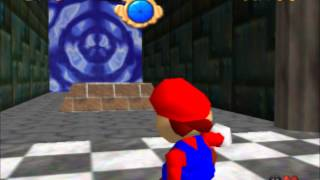 getlinkyoutube.com-Super Mario 64 Funny Death Tricks