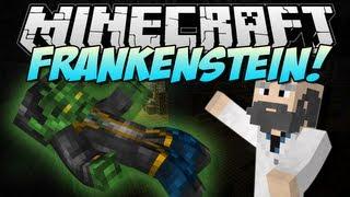 getlinkyoutube.com-Minecraft | FRANKENSTEIN! (Create your own monsters!) | Mod Showcase [1.5.2]