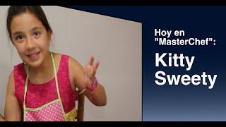 """Cheesecake de Oreo: Kitty en """"MasterChef Junior"""""""