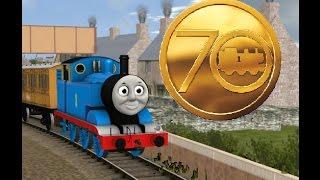 getlinkyoutube.com-Trainz Thomas runs along SI3D's Challenge Route
