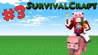 getlinkyoutube.com-SurvivalCraft # 3 เจ้าม้าโรบิ้นผู้น่ารัก (เกมส์มือถือ)