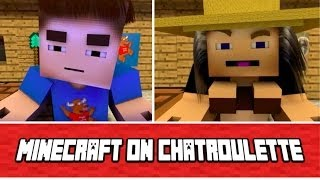 getlinkyoutube.com-MINECRAFT on Chatroulette