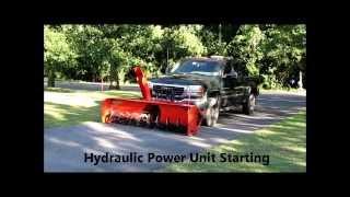 getlinkyoutube.com-Truck Mounted Snowblower Operations Tutorial